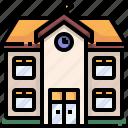 architecture, building, college, education, school, university