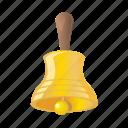 bell, alarm, alert, ring