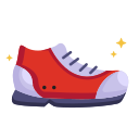book, education, learning, school, science, shoes, study icon