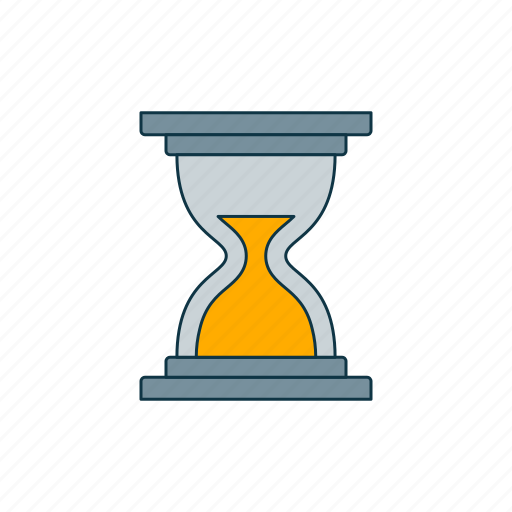 color, history, hourglass icon