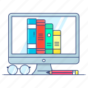 digital, digital books, digital library, e library, elearning, electronic library, online library