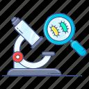 lab, lab apparatus, lab equipment, lab microscope, microscope, optical device, optical microscope icon