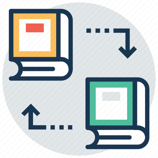 cross testing, encyclopedia, informations, knowledge sharing, wisdom icon