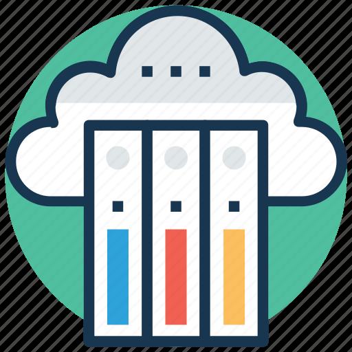 cloud education, cloud library, ebook, education technology, sky docs icon