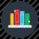 books, rack, books rack, folders, file directory, file shelf, library rack