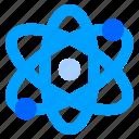 atom, science, atomic, electron, physics