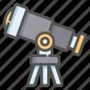 telescope, astronomy, science, star