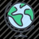education, student, school, globus, geography, globe, college