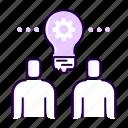 sharing, idea, bulb, creative, creativity, innovation