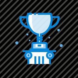 award, best, creative, first icon
