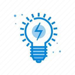 best, bulb, knowledge, light, power icon