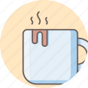 beverage, coffee, cup, drink, hot, mug, tea icon