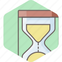 hourglass, sandglass, load, loading, refresh, wait