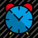 clock, education, watch, weeker clock icon