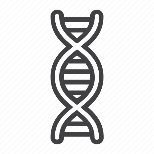 Biology Chromosome Dna Education Genetic Health Science Icon
