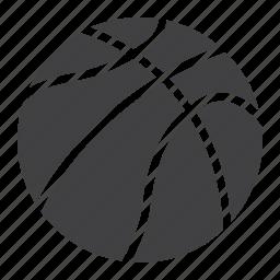 american, app, ball, basketball, education, game, sport icon