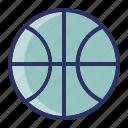 ball, basket, basketball, education, school, sports icon