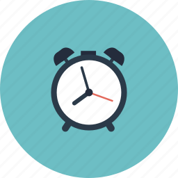 alarm, clock, college, education, equipment, item, learning, management, object, school, time, watch icon