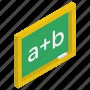 algebra, arithmetic, calculus, equation, mathematics icon