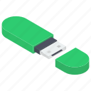 electronic hardware, flash drive, portable usb, universal serial bus, usb, usb storage icon