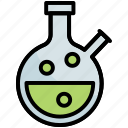chemical, chemistry, experiment, flask, laboratory, science, testing