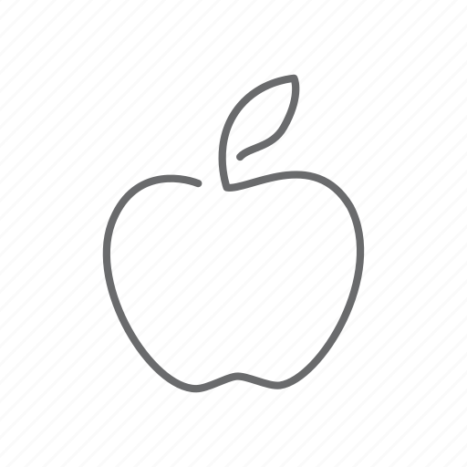 apple, education, fruit, knowledge, learning icon
