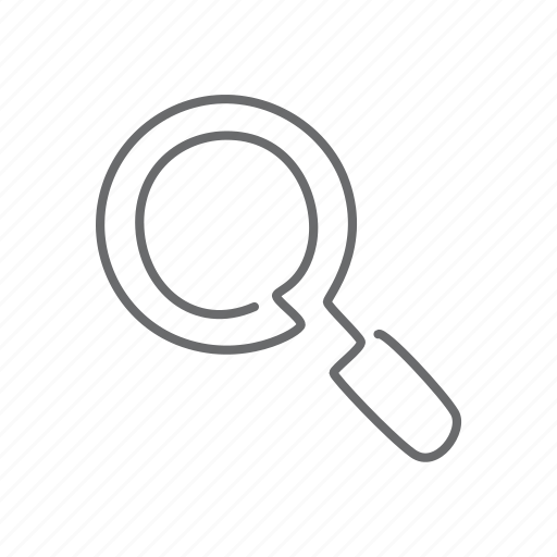 find, magnifier, magnify, magnifying, search, zoom icon