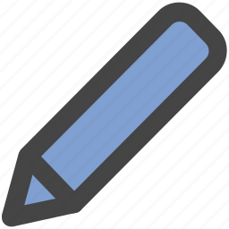 crayon, draw, edit, pencil, sketch, work tool, write icon