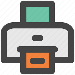 copy machine, facsimile, facsimile machine, fax machine, photocopier, printer icon