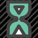 clock, egg timer, hourglass, sand glass, sand timer, timer