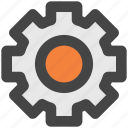 cog, cogwheel, gear, gear wheel, options, setting icon