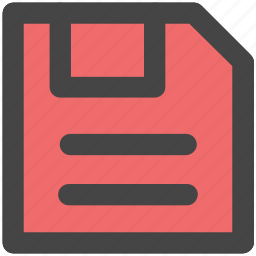computer drive, floppy, floppy disk, floppy drive, hardware, memory disk, storage device icon