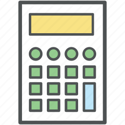 accounting, adding machine, business, calculation, calculator, figuring, finance icon