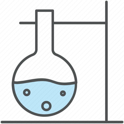 beaker, flask, lab equipment, research, science, scientific experiment icon