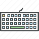 computer hardware, computer keyboard, computer part, hardware, input device, keyboard, tool