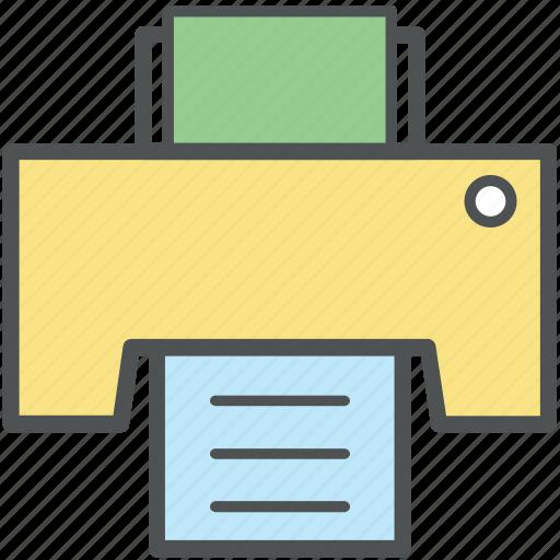 copy machine, facsimile, facsimile machine, fax, fax machine, photocopier, printer icon