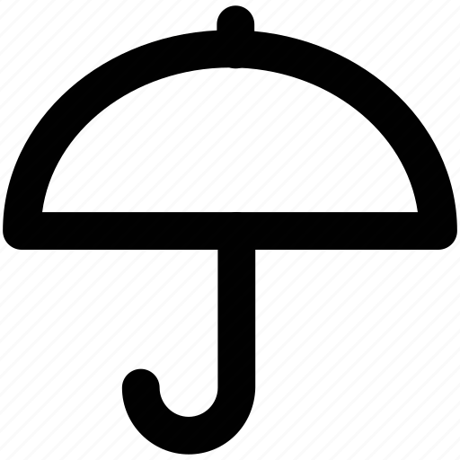 insurance concept, parasol, protection, sunshade, tree, umbrella icon