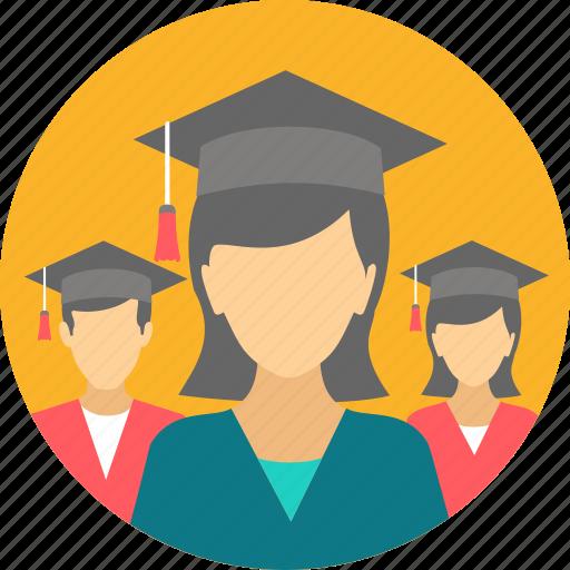 certificate, diploma, graduate, graduation, rank, scholar, university icon