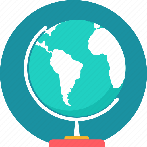 country, global, globe, location, map, network, world icon