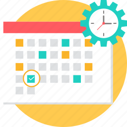 calender, date, day, month, plan, schedule, time icon