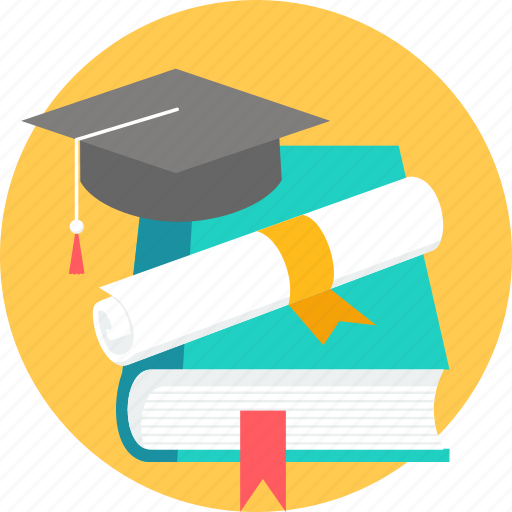 book, degree, diploma, graduate, graduation, scholar, scholarship icon