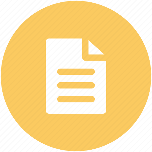 contract, document, file, note, sheet, text document, text sheet icon
