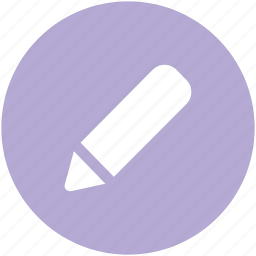 crayon, draw, edit, pencil, sketch, work tool, write icon