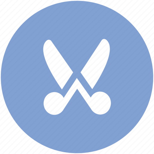 cutting tool, scissor, shear, trimming, utensil, work tool icon