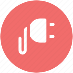 electric cord, electric plug, electricity, plug, power plug icon