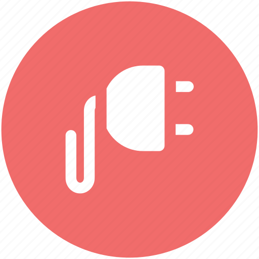 electric cord, electric plug, electricity, plug, power plug icon