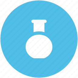 beaker, erlenmeyer flask, flask, lab test, lab testing, laboratory test, science lab icon
