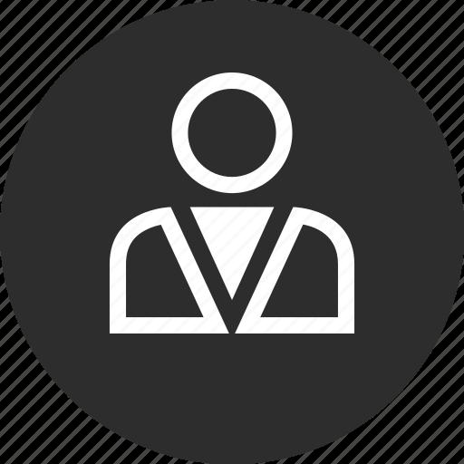 boss, person, profile, staff, user icon