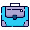 hand bag, briefcase, bag, portfolio, suitcase, travel, luggage