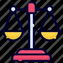 balance, scale, law, court, justice, legal, judge